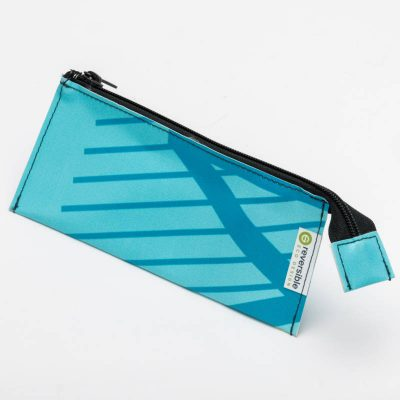 trousse plate turquoise bâche reversible